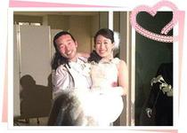 準備は大変でしたが、2人らしい笑顔いっぱいの楽しい式になりました(*^-^*)
